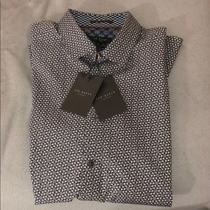 Ted Baker London Shirts - Ted Baker London Button-down